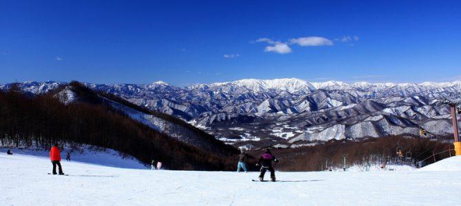 南会津のスキー場 オープン情報